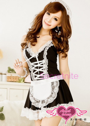 Pretty French Maid Costume