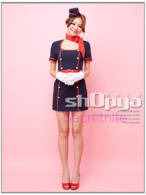 Airline Stewardess Costumes