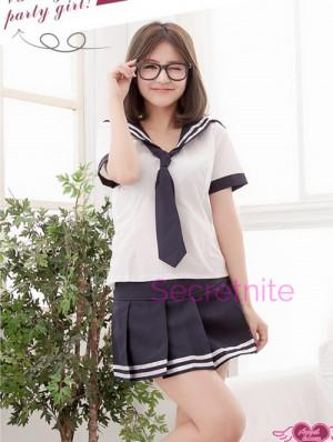 Classic Cutie School Girl Costume
