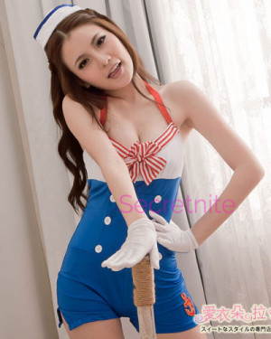 High Seas Cute Sailor Honey