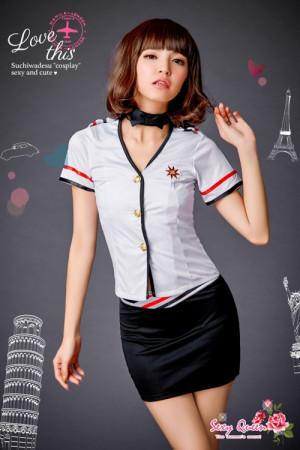Classic Stewardess Costumes