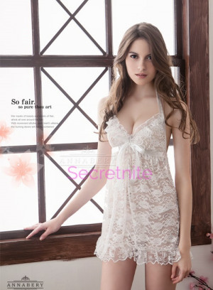Darling I'm Home Babydoll Set