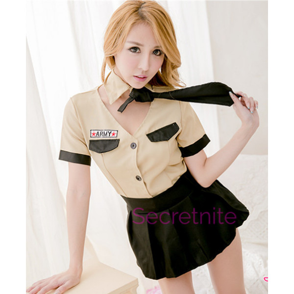 Police Woman Costumes