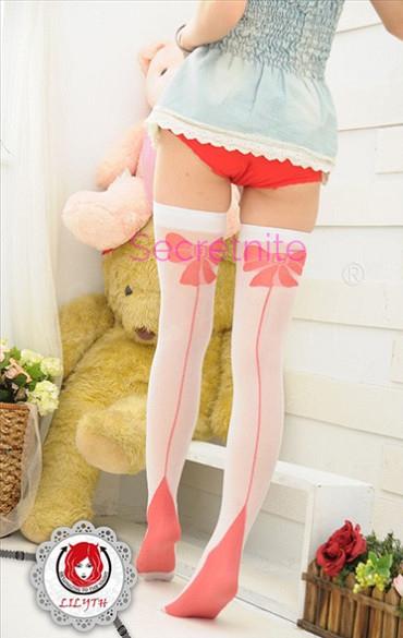 thigh high stockings